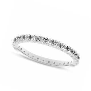 0.55 ct Mémoire Diamond Ring