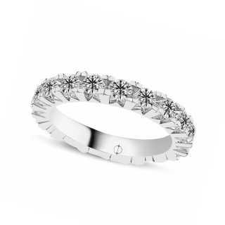 1.78 ct Mémoire Diamant Ring