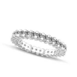 1.47 ct Mémoire Diamant Ring