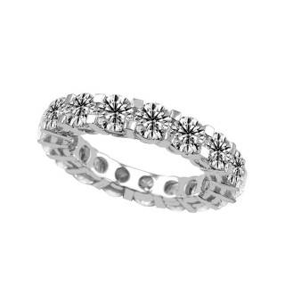 5.10 ct Mémoire Diamant Ring