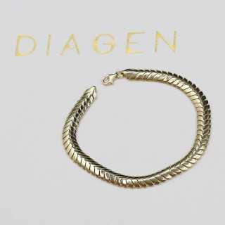 14 Karat Gold Bracelet