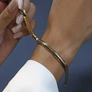 14 Karat Gold Armband