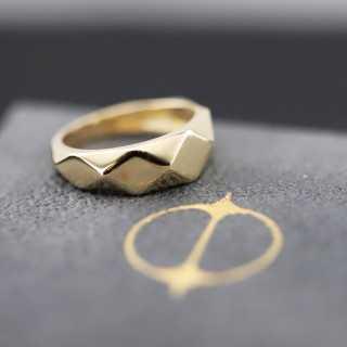 14 Karat Design Goldring