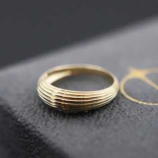 14 Karat Design Gold Ring