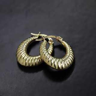0.35 ct Baguette Diamond Earring