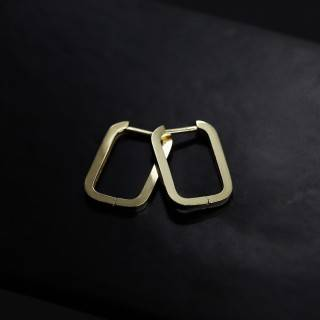 "Saphir & Vintage ""Rose Cut"" Diamant Ring"