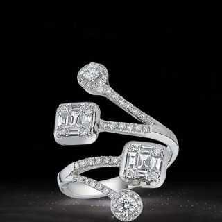 2.99 ct Baguette Diamant Tennisarmband