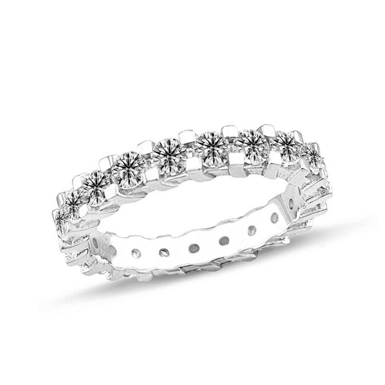 1.85 ct Mémoire Diamant Ring