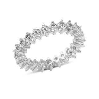 1.80 ct Mémoire Diamant Ring