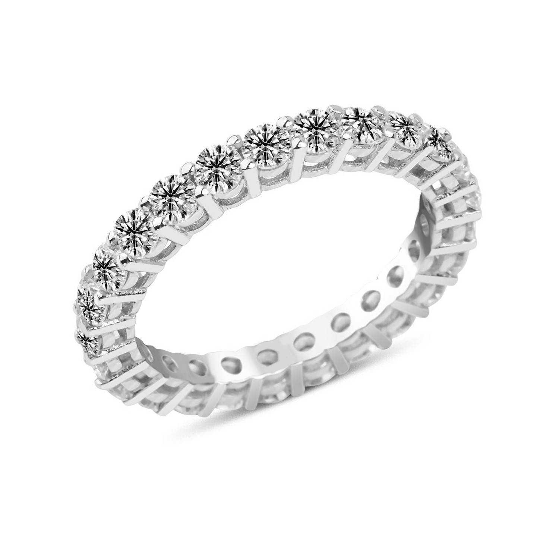 2.00 ct Mémoire Diamant Ring