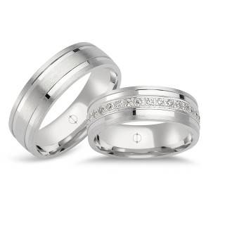 14 Karat Gold Women's Wedding Ring