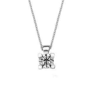 0.40 ct Solitaire Diamond...