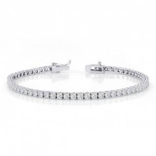 3.20 ct Diamant Tennisarmband