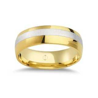14 Karat Gold Men's Wedding...
